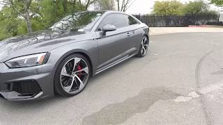 2018 Audi RS5 Coupe: Quick Drive and Price