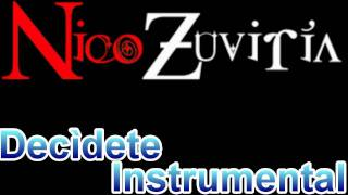 Nico Zuviría - Decídete - Instrumental Download Mp3
