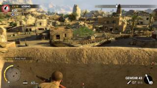"""Sniper Elite 3   LIVE Multiplayer """"Good Old Days, G43!"""""""