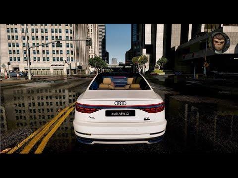 ►GTA 6 Graphics - 2018 CARS Gameplay! 🔥 BEST Graphics ✪ MOD - PC 60FPS GTA V MOD