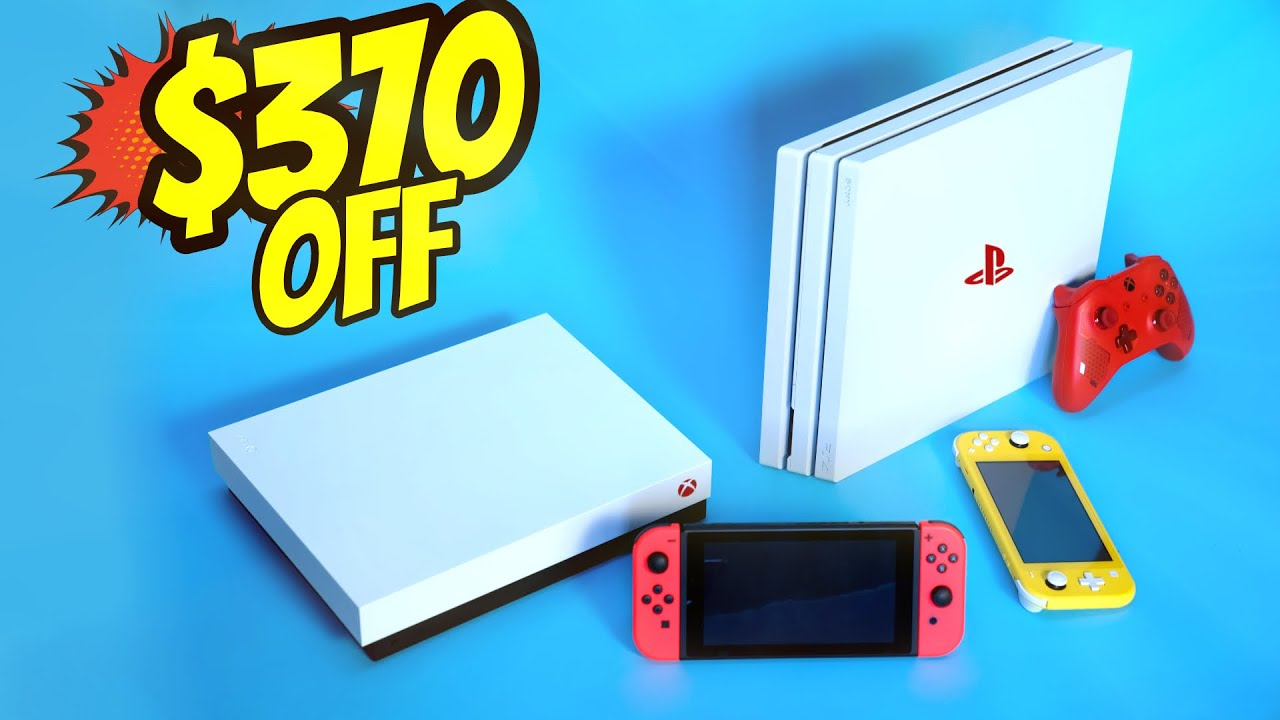 The Single Best Nintendo Switch Deal For Black Friday 2019