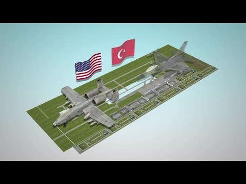 Turkish troops lock down NATO's Incirlik air base
