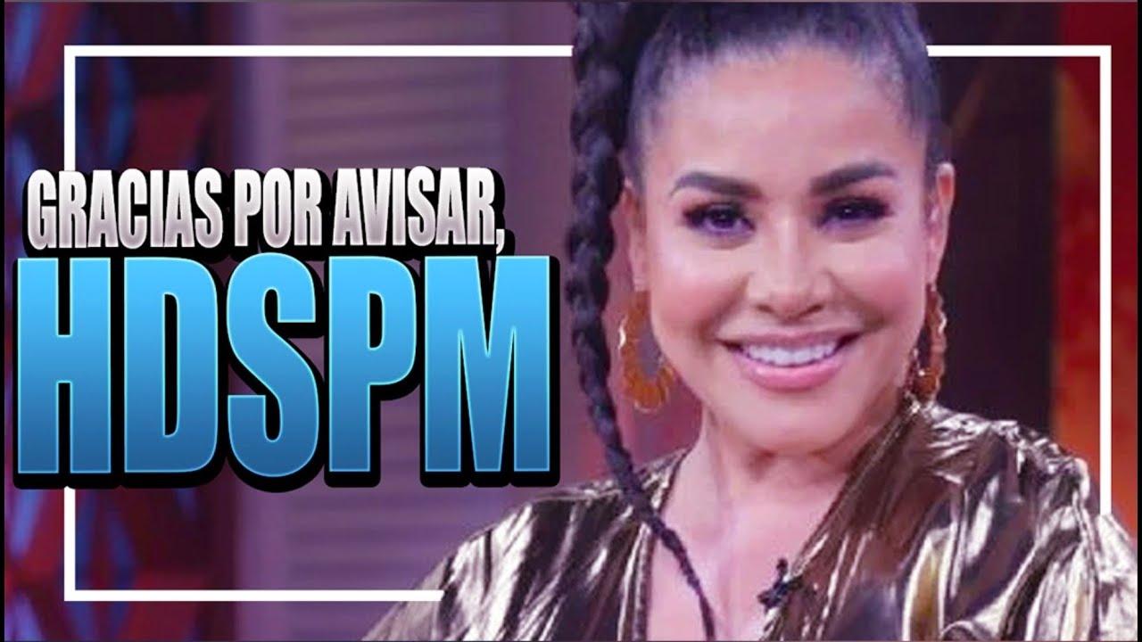 La Venenosa Sandoval Por Fin Le Avisaron Que La Sacaron Alv De Sls Chisme No Like Youtube