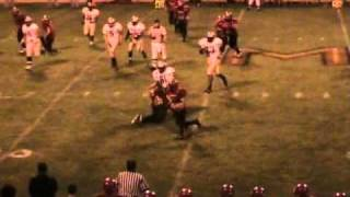 Kyle MacKellar Mountain Empire Football 2010