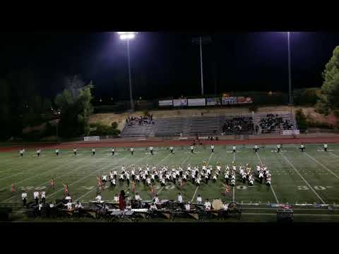 Granada Hills Charter high school highlander marching band 2017 @ Hart Rampage