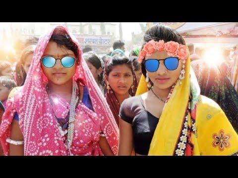 Fashion Wali Chori Adivasi Hit Love Song | MP Adivasi Music |