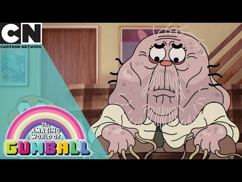 The Amazing World of Gumball   What's your name again?   Cartoon Network UK