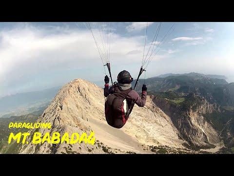 Paragliding at Mt. Babadağ (Öℓüdeniz, Turkey) - I