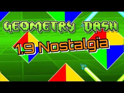 Geometry dash 1.9 Nostalgia - Revolution by FunnyGame