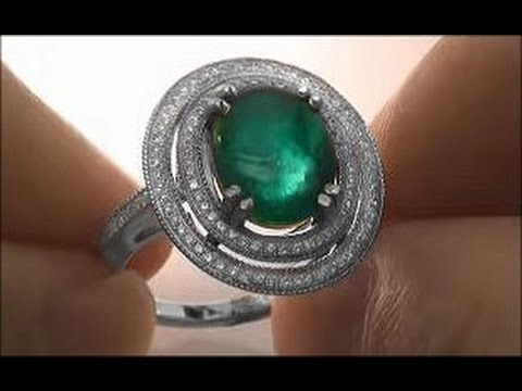 Desperate Housewife Sells Emerald Ring To Save House, Cars & Marriage