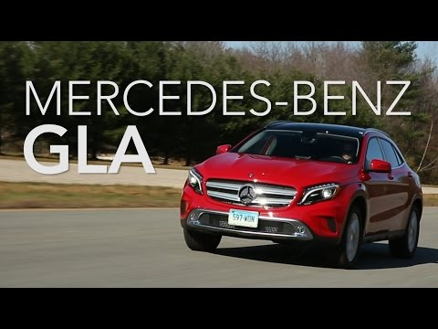 2015 Mercedes-Benz GLA Quick Drive | Consumer Reports