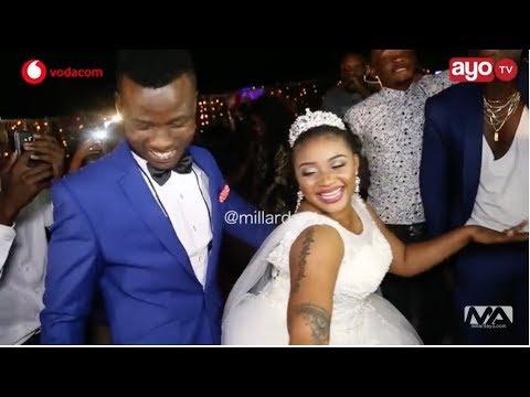 FULL VIDEO! Shilole na Uchebe walivyoingia Harusini... Shishi hajaacha asili