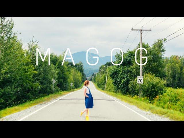 MAGOG | MONT ORFORD | #QUEBEC | 🎥 SONY AX100 4K | GOPRO6 KARMA