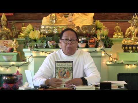 The life of Lama Tsongkhapa