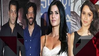 Kabir Missing From Salman's Family Functions | Katrina Was Offered Half Girl Friend Before Shraddha