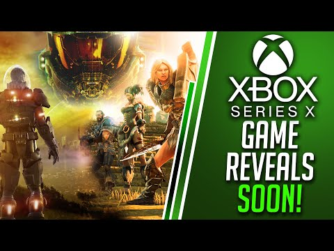 NEW Xbox Series X Game REVEALS Coming Soon   Trusted Insider Talks Xbox Game Studios