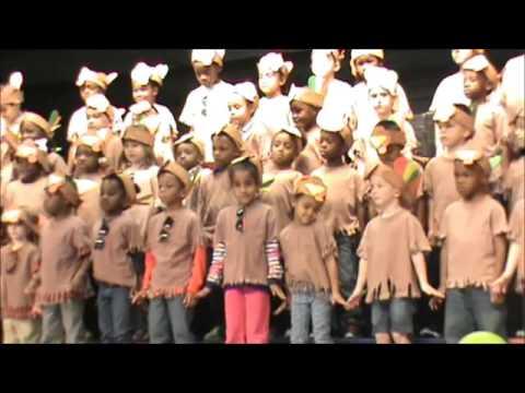 "Pass Road Elementary School ""The Turkey Follies 2015"""