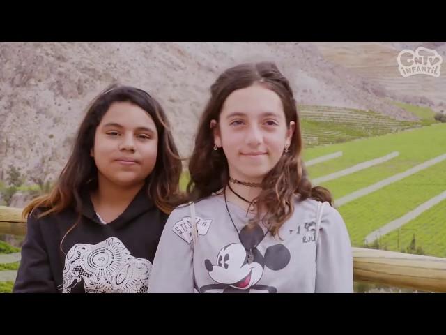 Mundo de amigos: Sofía y Madelon | Videos en lengua de señas chilena para niños