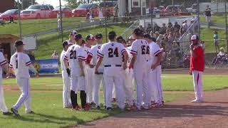 Game Highlights of Spring Boys Varsity Baseball Baldwinsville VS Victor 6/08/2018