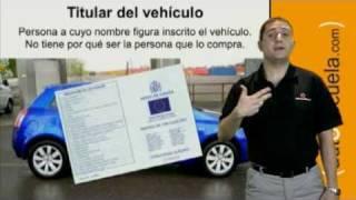 Autoescuela.com - 1.1. Definiciones: Conductor y vehículo