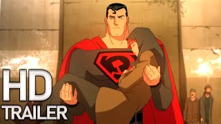 Superman Red Son Official Trailer 2020