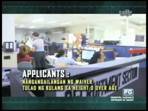 Rules and Requirement before joining Philippine National Police (PNP)