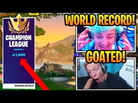 1000 points most points in arena ranked mode fortnite stream highlights - how to get points in arena fortnite