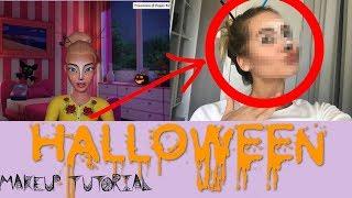 Jak (nie) robić makeup'u na HALLOWEEN?