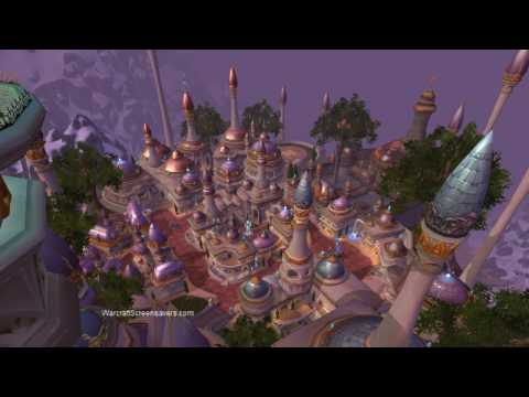 World Of Warcraft Screensavers - WarcraftScreensavers.com *HD*