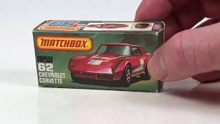 Vintage Matchbox Monday Episode 20