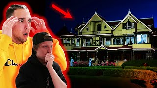 Our Haunting Experience at The Winchester Mystery House...