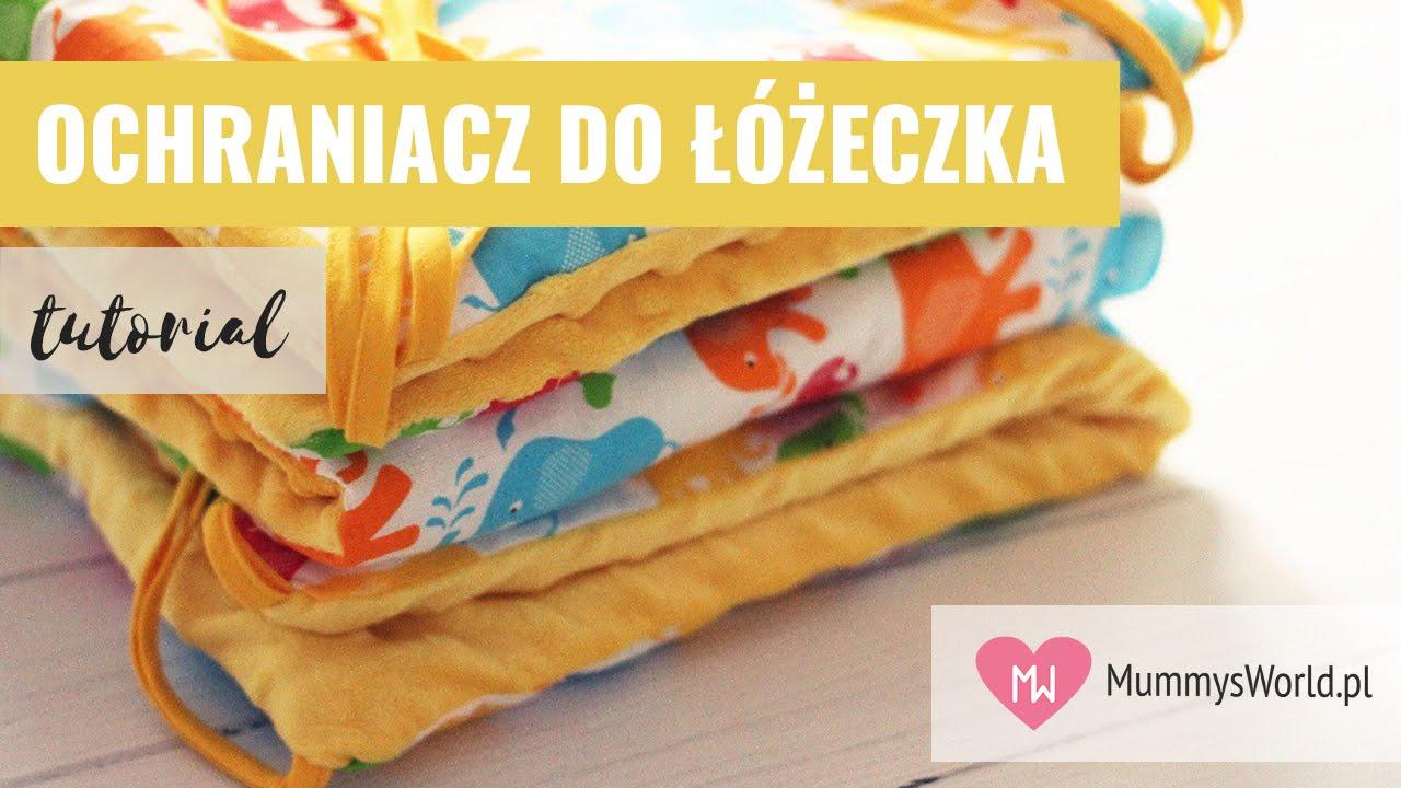 Zaawansowane JAK USZYĆ OCHRANIACZ DO ŁÓŻECZKA? - MummysWorld.pl - kreatywnie CD63