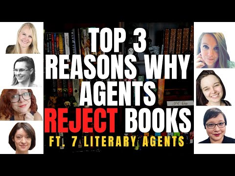 Literary Agents Share the Top Reasons Why Manuscripts Are Rejected in the Query Box   iWriterly