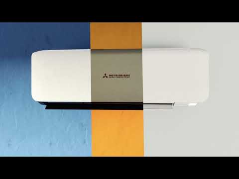 Mitsubishi Heavy Industries Air Conditioning - SRK-ZS model colour variation