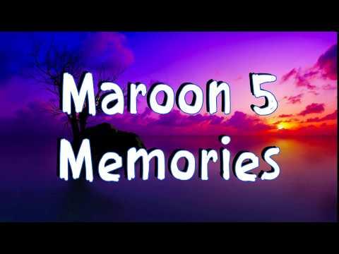 maroon-5---memories-with-lyrics