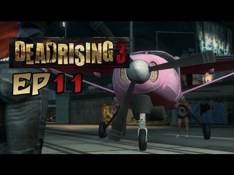Dead Rising 3 : EP11 พร้อมจะบินกันมานานเเล้ววว (18+)