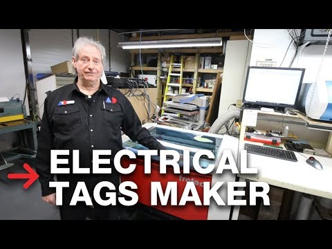 Electrical Tags | Industrial Tags | Speedy 300