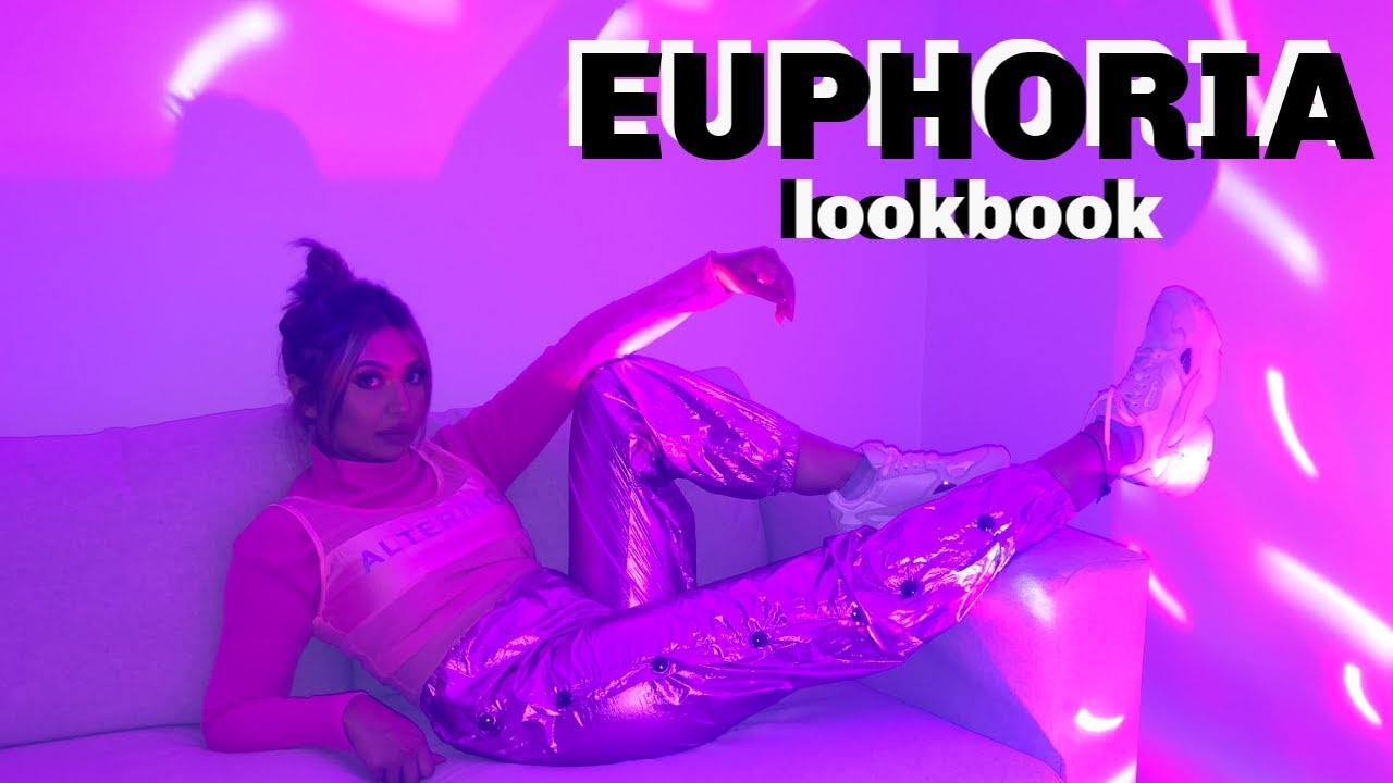 [VIDEO] - EUPHORIA INSPIRED OUTFITS | LOOKBOOK 3