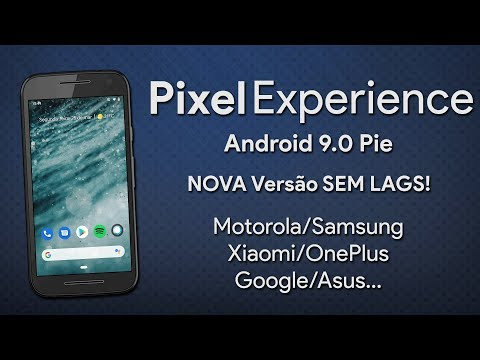 NEW VERSION OF PIXEL EXPERIENCE PIE! | Android 9 0 Pie | MANY NEWS AND NOW  WITHOUT LAGS!