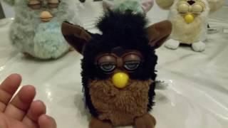 Furby vintage 1999 présentation