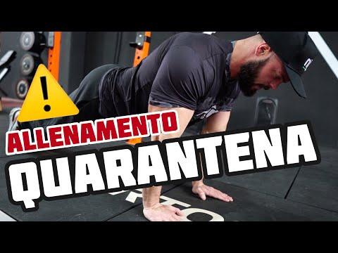 ALLENAMENTO A CASA | Allenarsi a casa senza attrezzatura from YouTube · Duration:  18 minutes 57 seconds