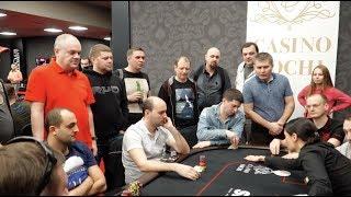 SPF WINTER: Баббл Sochi Poker Cup