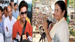 মুখ্য মন্ত্রী মমতা বানারজির বিরুদ্ধে যা বললেন অভিনেতা দেব | Actor Dev | Momota | Bangla News Today