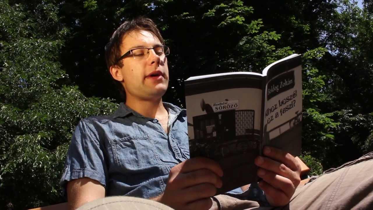 boldog zoltán Kihez beszél ez a faszi? Boldog Zoltán könyvéről a Heti Közéletben  boldog zoltán