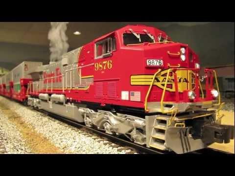 Lionel Santa Fe AC6000