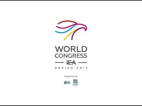 WORLD CONGRESS iEA - CIDE