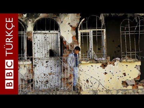 Sokağa çıkma Yasağının Ardından Silvan'dan Geriye Kalanlar - BBC TÜRKÇE