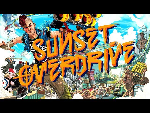 Sunset Overdrive – Windows 10 PC Launch Trailer
