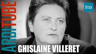 """Ghislaine Villeret """"Les mensonges sur mon frère Jacques Villeret""""   Archive INA"""