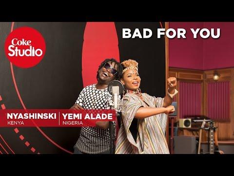 Image result for Yemi Alade, Nyashinski, Chopstix Bad For You MP3 DOWNLOAD